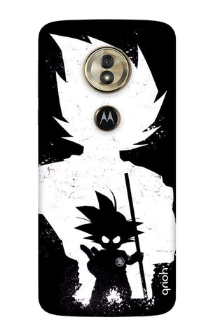 Goku Unleashed Motorola Moto G6 Play Cases & Covers Online