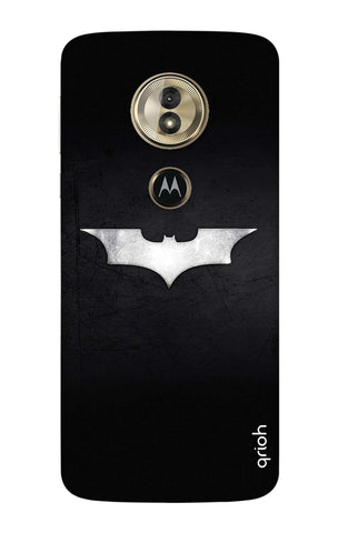 Grunge Dark Knight Motorola Moto G6 Play Cases & Covers Online