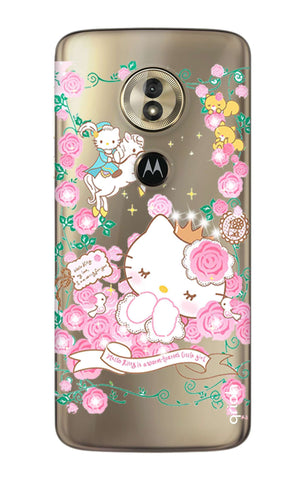Sleepy Kitty Motorola Moto G6 Play  Cases & Covers Online