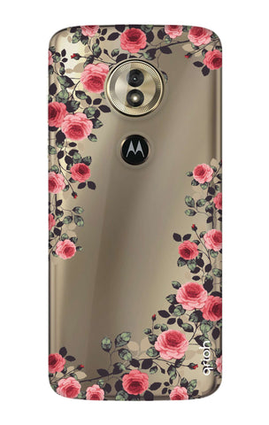 Floral French Motorola Moto G6 Play  Cases & Covers Online