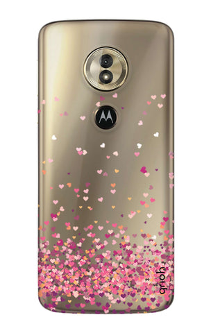Cluster Of Hearts Motorola Moto G6 Play  Cases & Covers Online