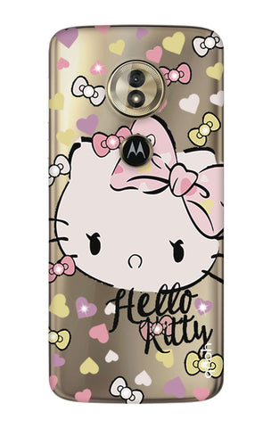Bling Kitty Motorola Moto G6 Play  Cases & Covers Online
