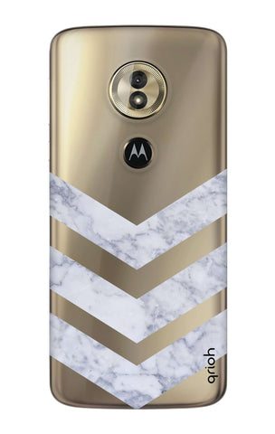 Marble Chevron Motorola Moto G6 Play  Cases & Covers Online