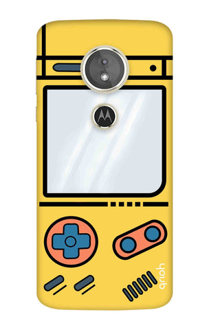 Video Game Motorola Moto E5 Cases & Covers Online