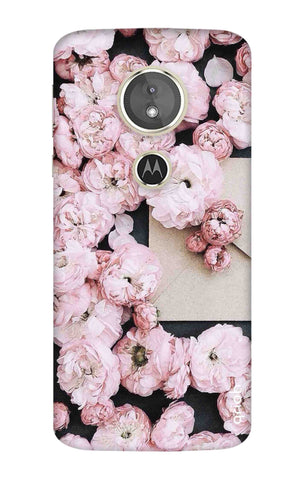 Roses All Over Motorola Moto E5 Cases & Covers Online