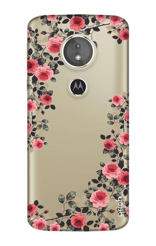 Floral French Motorola Moto E5  Cases & Covers Online
