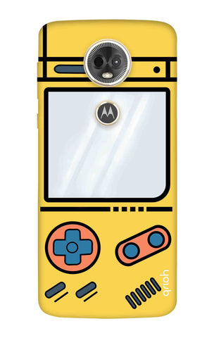 Video Game Motorola Moto E5 Plus Cases & Covers Online