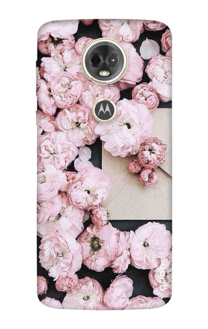 Roses All Over Motorola Moto E5 Plus Cases & Covers Online