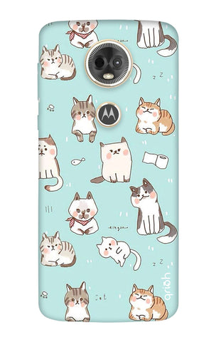Cat Kingdom Motorola Moto E5 Plus Cases & Covers Online