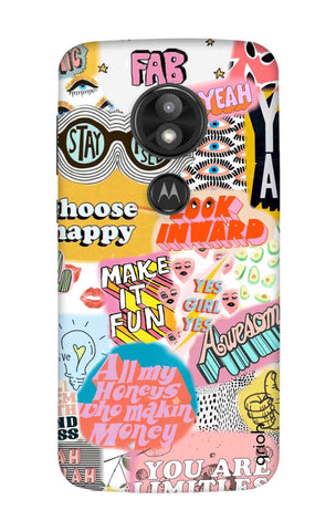 Make It Fun Motorola Moto E5 Play Cases & Covers Online