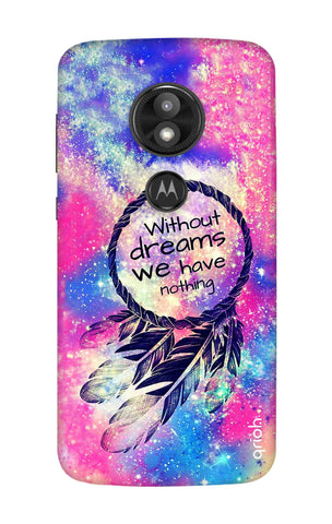 Just Dream Motorola Moto E5 Play Cases & Covers Online