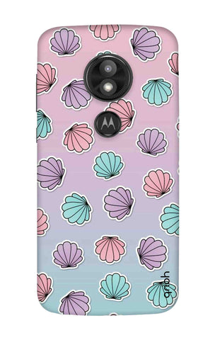 Gradient Flowers Motorola Moto E5 Play Cases & Covers Online