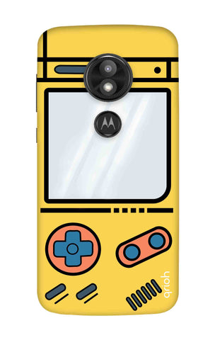Video Game Motorola Moto E5 Play Cases & Covers Online