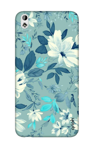 White Lillies HTC 816 Cases & Covers Online