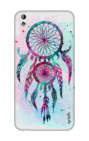 Dreamcatcher Feather HTC 816 Cases & Covers Online