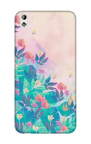 Flower Sky HTC 816 Cases & Covers Online