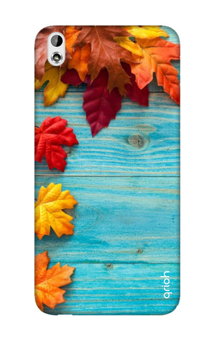 Fall Into Autumn HTC 816 Cases & Covers Online