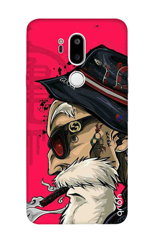 Hipster Oldman LG G7 ThinQ Cases & Covers Online