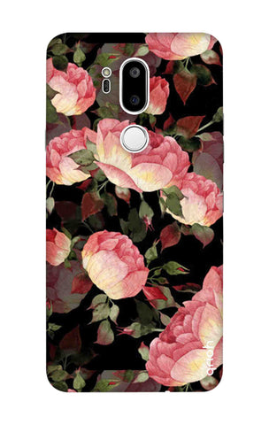 Watercolor Roses LG G7 ThinQ Cases & Covers Online