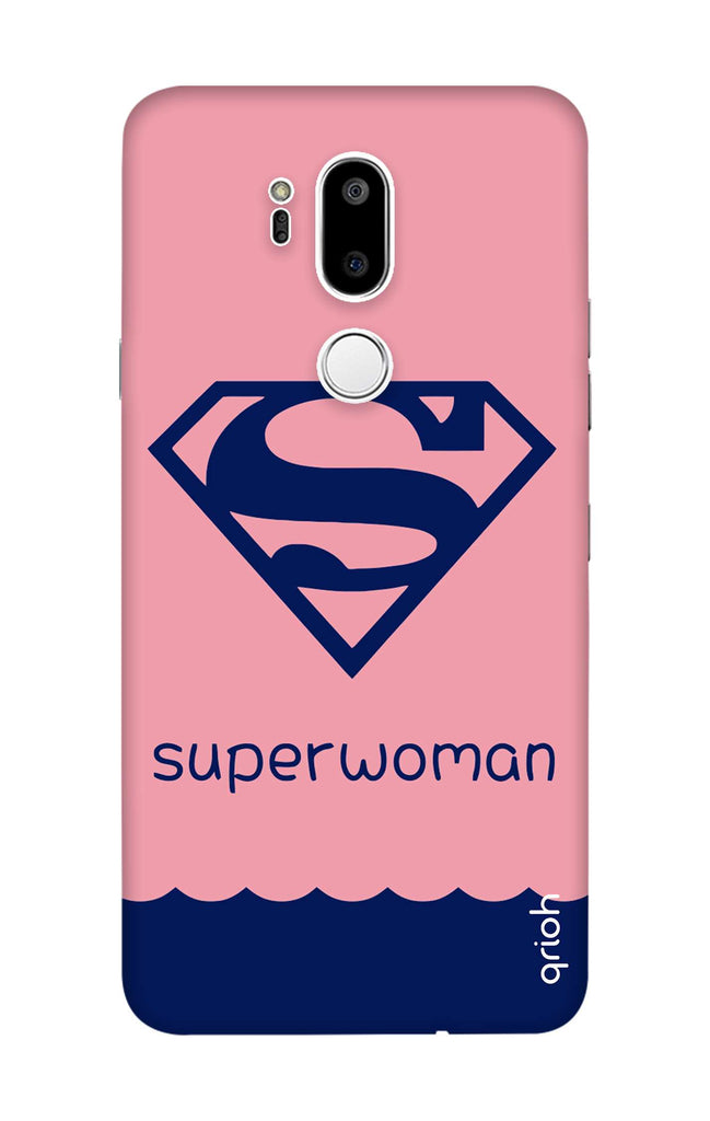 Be a Superwoman Case for LG G7 ThinQ