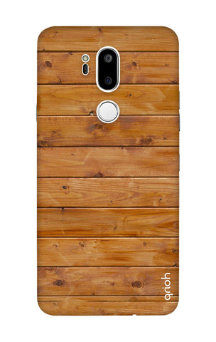 Natural Wood LG G7 ThinQ Cases & Covers Online
