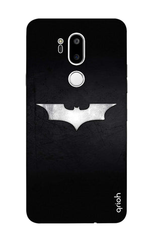 Grunge Dark Knight LG G7 ThinQ Cases & Covers Online