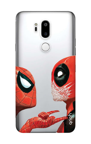 Sup Deadpool LG G7 ThinQ  Cases & Covers Online