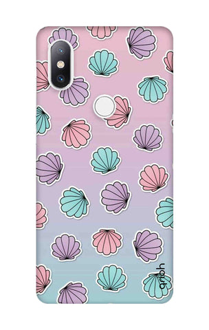 Gradient Flowers Xiaomi Mi Mix 2S Cases & Covers Online