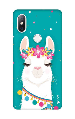 Cute Llama Xiaomi Mi Mix 2S Cases & Covers Online