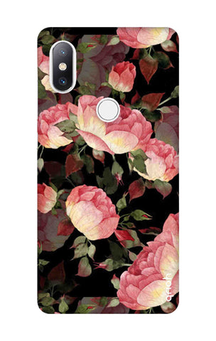 Watercolor Roses Xiaomi Mi Mix 2S Cases & Covers Online