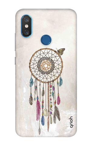 Butterfly Dream Catcher Xiaomi Mi 8 Cases & Covers Online