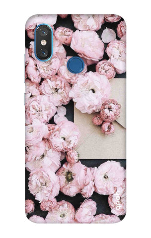 Roses All Over Xiaomi Mi 8 Cases & Covers Online