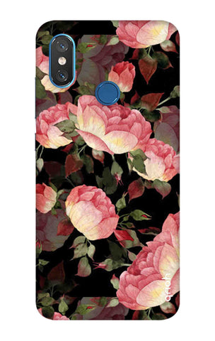 Watercolor Roses Xiaomi Mi 8 Cases & Covers Online