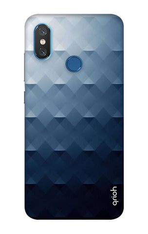 Midnight Blues Xiaomi Mi 8 Cases & Covers Online