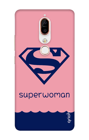 Be a Superwoman Nokia X6 Cases & Covers Online