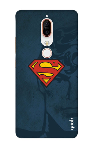 Wild Blue Superman Nokia X6 Cases & Covers Online