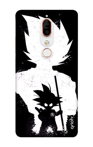 Goku Unleashed Nokia X6 Cases & Covers Online