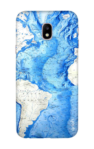 World Map Samsung J3 2018 Cases & Covers Online