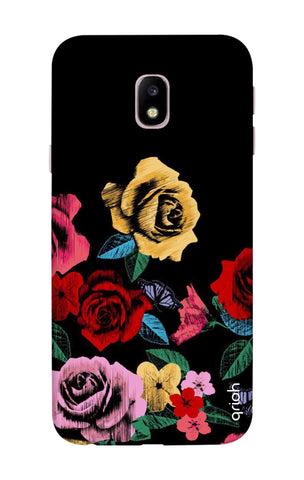 Colorful Flowers Samsung J3 2018 Cases & Covers Online