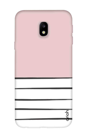 Horizontal Stripe Samsung J3 2018 Cases & Covers Online