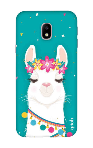Cute Llama Samsung J3 2018 Cases & Covers Online