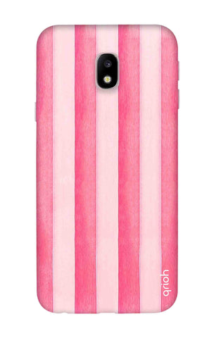 Painted Stripe Samsung J3 2018 Cases & Covers Online