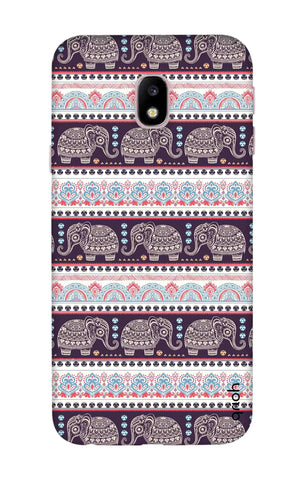 Elephant Pattern Samsung J3 2018 Cases & Covers Online
