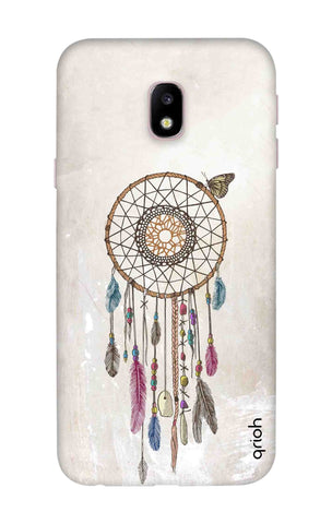 Butterfly Dream Catcher Samsung J3 2018 Cases & Covers Online
