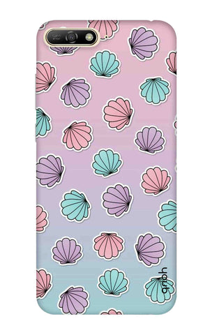Gradient Flowers Huawei Y6 2018 Cases & Covers Online