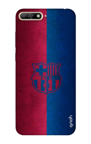 Football Club Logo Huawei Y6 2018 Cases & Covers Online