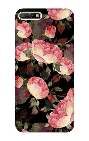 Watercolor Roses Huawei Y6 2018 Cases & Covers Online