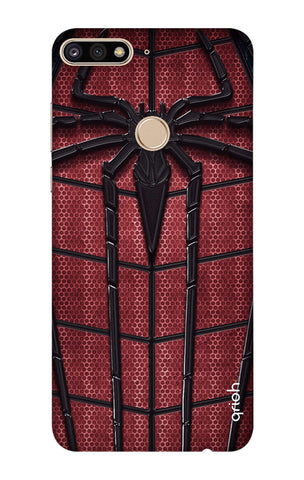 online store 322d9 972bb Bite Me Case for Huawei Y7 Prime 2018