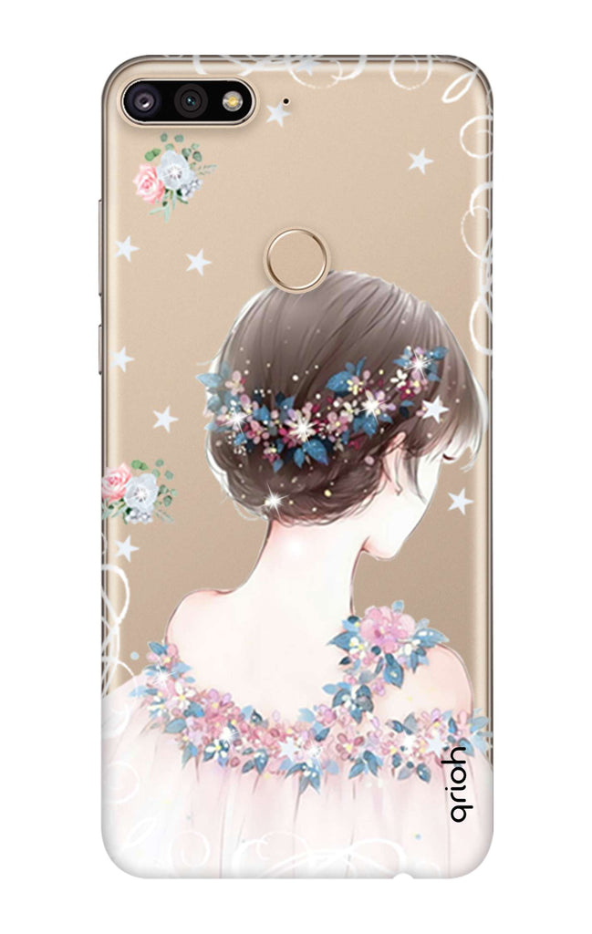 new product d9c19 c2374 Milady Case for Huawei Y7 Prime 2018