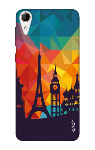 Wonders Of World HTC 728 Cases & Covers Online